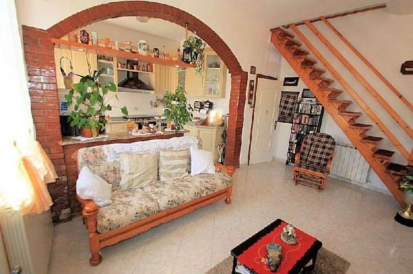 Casa indipendente in vendita a Uscio, Con giardino, 120 mq - Foto 12
