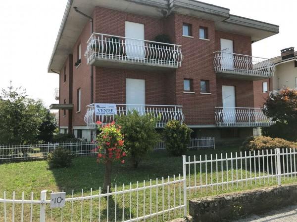 Appartamento in vendita a Mondovì, Sant'anna, Con giardino, 105 mq