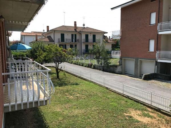 Appartamento in vendita a Mondovì, Sant'anna, Con giardino, 105 mq - Foto 12
