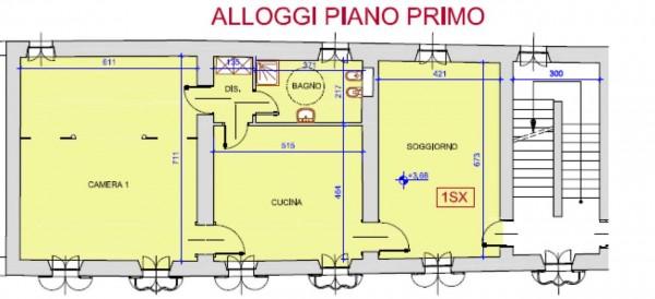 Appartamento in affitto a Rivalta di Torino, Centro, 120 mq - Foto 24