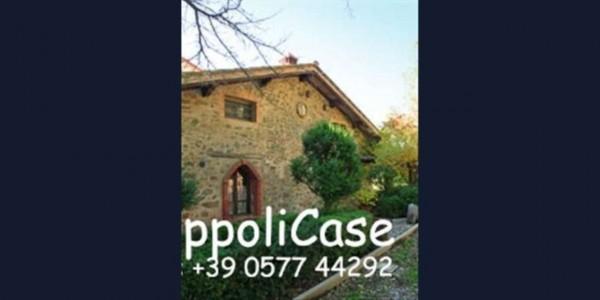 Villa in vendita a Gaiole in Chianti, Con giardino, 400 mq - Foto 13