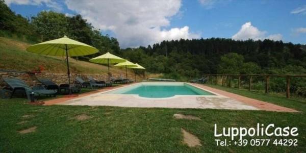 Villa in vendita a Gaiole in Chianti, Con giardino, 400 mq - Foto 21