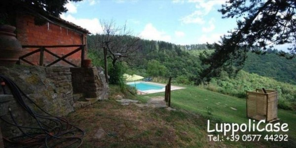 Villa in vendita a Gaiole in Chianti, Con giardino, 400 mq - Foto 14