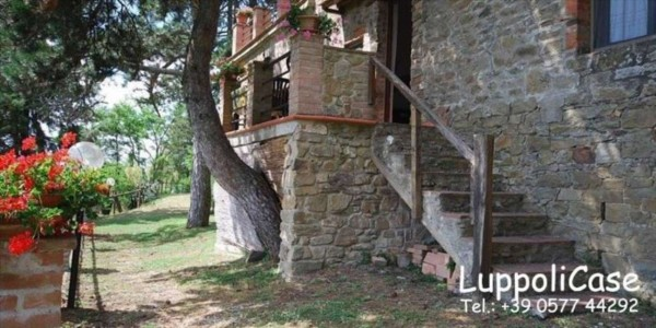 Villa in vendita a Gaiole in Chianti, Con giardino, 400 mq - Foto 8