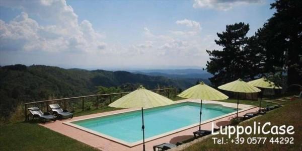 Villa in vendita a Gaiole in Chianti, Con giardino, 400 mq - Foto 3