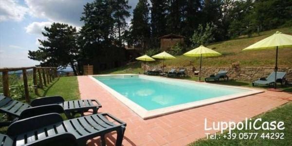 Villa in vendita a Gaiole in Chianti, Con giardino, 400 mq - Foto 1
