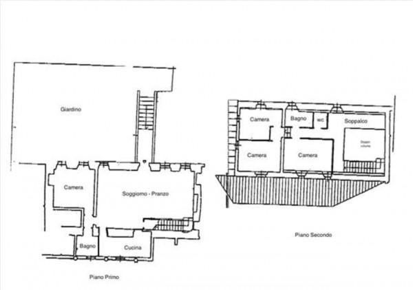 Appartamento in affitto a Siena, Arredato, con giardino, 180 mq - Foto 2