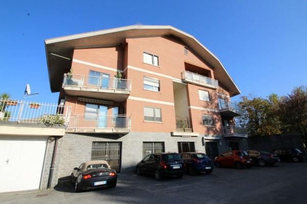 Appartamento in vendita a Caselette, Centro, Con giardino, 140 mq