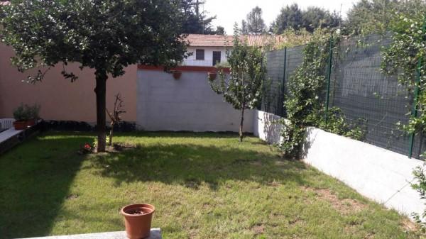 Casa indipendente in vendita a Gallarate, Residenziale, Arredato, con giardino, 180 mq