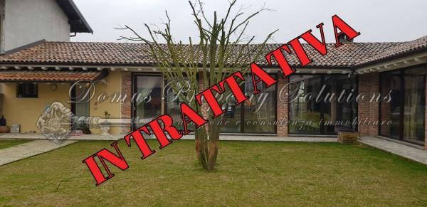 Villa in vendita a Dorno, Con giardino, 240 mq