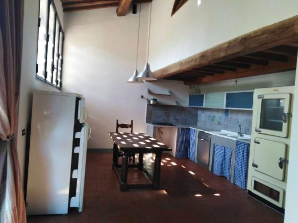 Appartamento in affitto a San Casciano in Val di Pesa, Con giardino, 100 mq