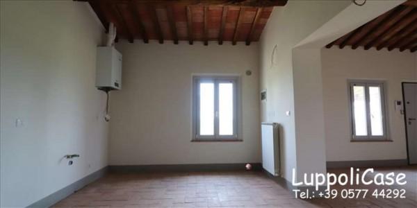 Appartamento in vendita a Monteroni d'Arbia, Con giardino, 102 mq - Foto 10