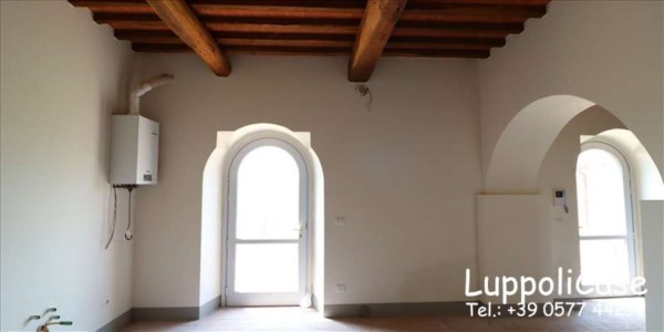 Appartamento in vendita a Monteroni d'Arbia, Con giardino, 102 mq - Foto 1