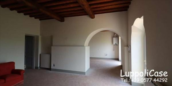 Appartamento in vendita a Monteroni d'Arbia, Con giardino, 102 mq - Foto 15