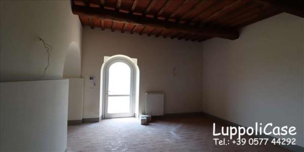 Appartamento in vendita a Monteroni d'Arbia, Con giardino, 102 mq - Foto 14