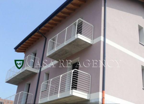 Appartamento in vendita a Varese, Valle Olona, Con giardino, 85 mq