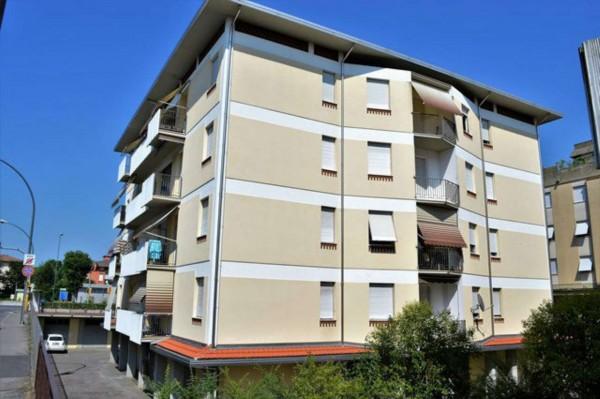 Appartamento in vendita a Forlì, Porta Schiavonia, Arredato, con giardino, 100 mq