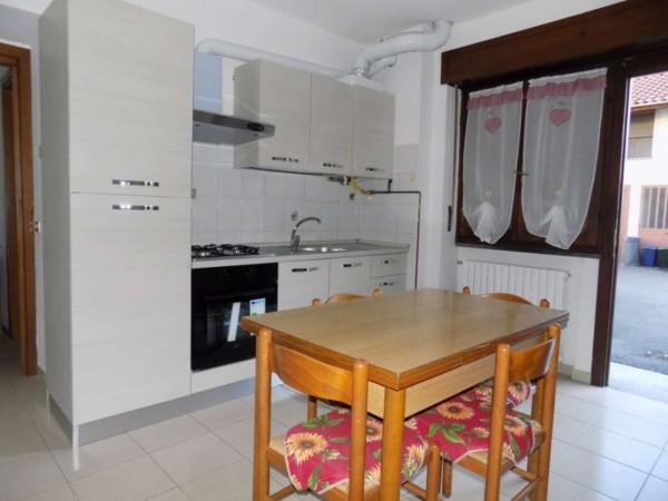 Appartamento in vendita a Senago, Centro, 54 mq