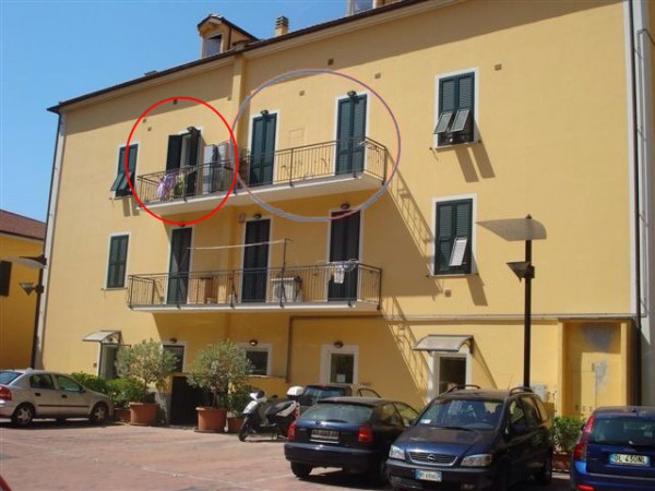 Appartamento in affitto a Imperia, 38 mq