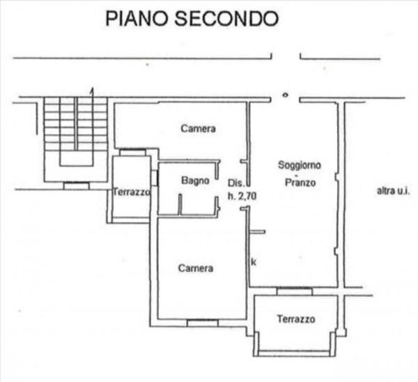 Appartamento in vendita a Castelnuovo Berardenga, 70 mq