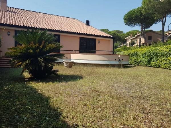 Villa in vendita a Roma, Cassia Giustiniana, Con giardino, 320 mq
