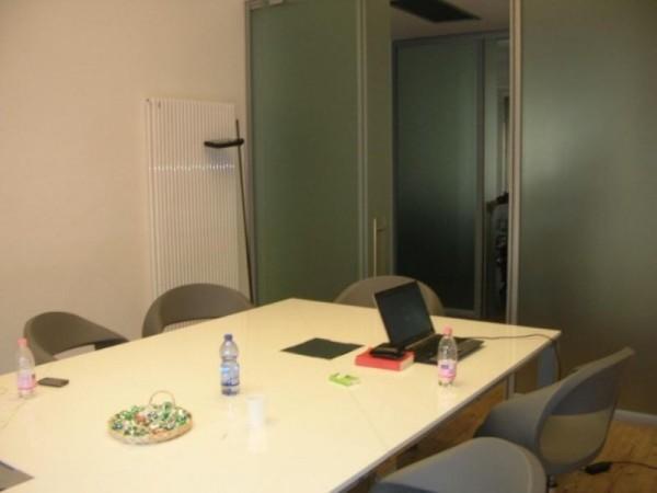 Ufficio in affitto a Milano, Repubblica, Stazione Centrale, 100 mq