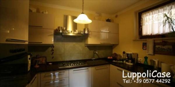 Appartamento in vendita a Castelnuovo Berardenga, Arredato, con giardino, 135 mq - Foto 10