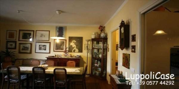 Appartamento in vendita a Castelnuovo Berardenga, Arredato, con giardino, 135 mq - Foto 9