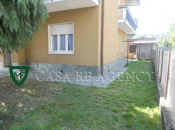 Appartamento in vendita a Induno Olona, San Paolo, Con giardino, 100 mq
