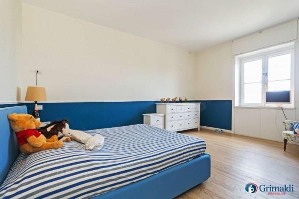 Appartamento in vendita a Milano, San Siro, Con giardino, 140 mq - Foto 22