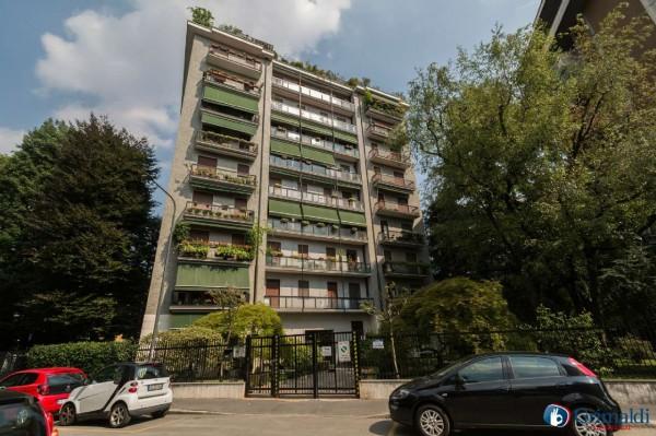 Appartamento in vendita a Milano, San Siro, Con giardino, 140 mq - Foto 5