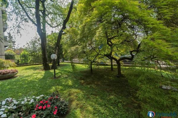 Appartamento in vendita a Milano, San Siro, Con giardino, 140 mq - Foto 6