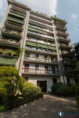 Appartamento in vendita a Milano, San Siro, Con giardino, 140 mq - Foto 31