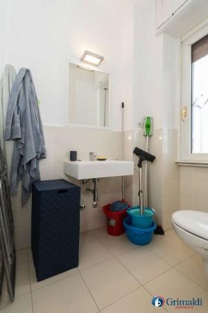 Appartamento in vendita a Milano, San Siro, Con giardino, 140 mq - Foto 7