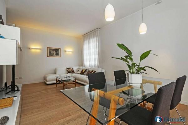Appartamento in vendita a Milano, San Siro, Con giardino, 140 mq - Foto 27