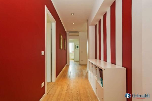 Appartamento in vendita a Milano, San Siro, Con giardino, 140 mq - Foto 29