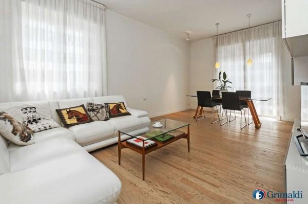 Appartamento in vendita a Milano, San Siro, Con giardino, 140 mq