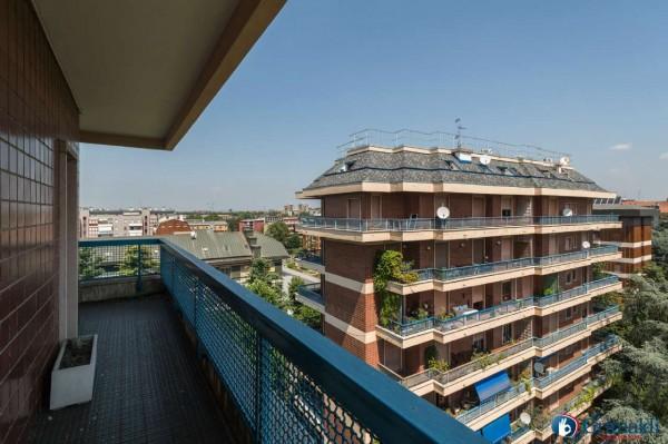 Appartamento in vendita a Milano, San Siro, Con giardino, 250 mq - Foto 28