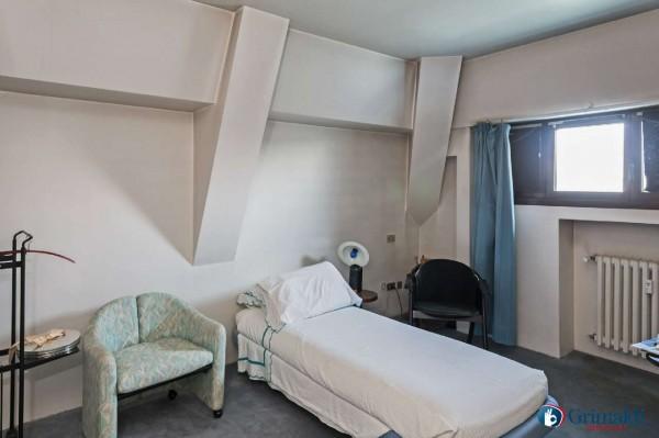 Appartamento in vendita a Milano, San Siro, Con giardino, 250 mq - Foto 13