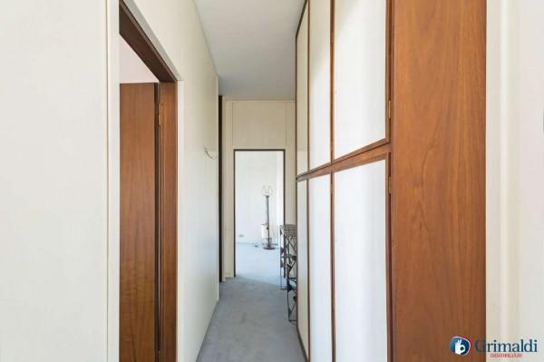 Appartamento in vendita a Milano, San Siro, Con giardino, 250 mq - Foto 8