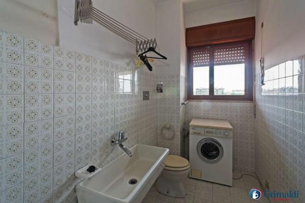 Appartamento in vendita a Milano, San Siro, Con giardino, 250 mq - Foto 7