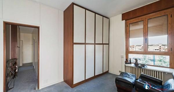 Appartamento in vendita a Milano, San Siro, Con giardino, 250 mq - Foto 25