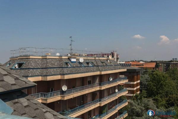 Appartamento in vendita a Milano, San Siro, Con giardino, 250 mq - Foto 6