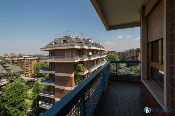 Appartamento in vendita a Milano, San Siro, Con giardino, 250 mq - Foto 29