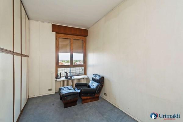 Appartamento in vendita a Milano, San Siro, Con giardino, 250 mq - Foto 9