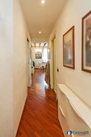 Appartamento in vendita a Milano, Con giardino, 200 mq - Foto 35