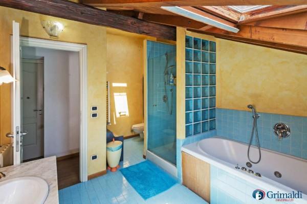 Appartamento in vendita a Milano, Con giardino, 200 mq - Foto 5