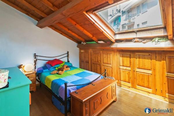 Appartamento in vendita a Milano, Con giardino, 200 mq - Foto 26