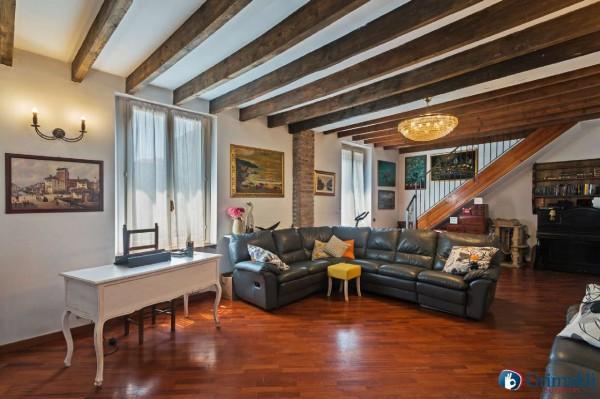 Appartamento in vendita a Milano, Con giardino, 200 mq - Foto 1