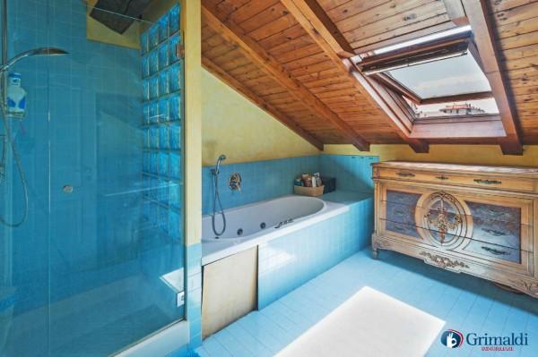 Appartamento in vendita a Milano, Con giardino, 200 mq - Foto 21